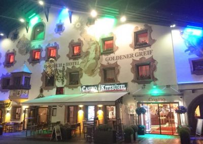 Casino Kitzbühel Shine a light on NF