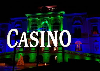 Casino Salzburg Shine a light on NF