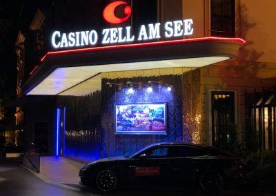 Casino Zell am See Shine a light on NF