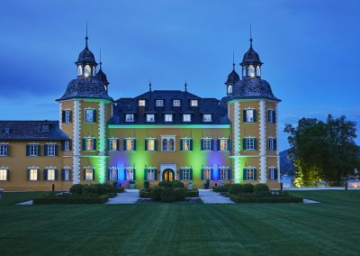 Falkensteiner Schlosshotel Velden Shine a light on NF