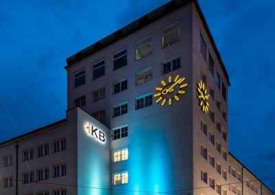 IKB Hochhaus Shine a light on NF